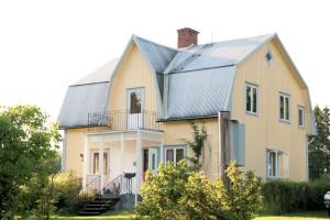 zomerhuis zweden